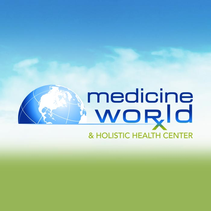 Logo for Medicine World and Holistic Health Center